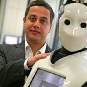 Francesco Ferro, CEO, PAL Robotics